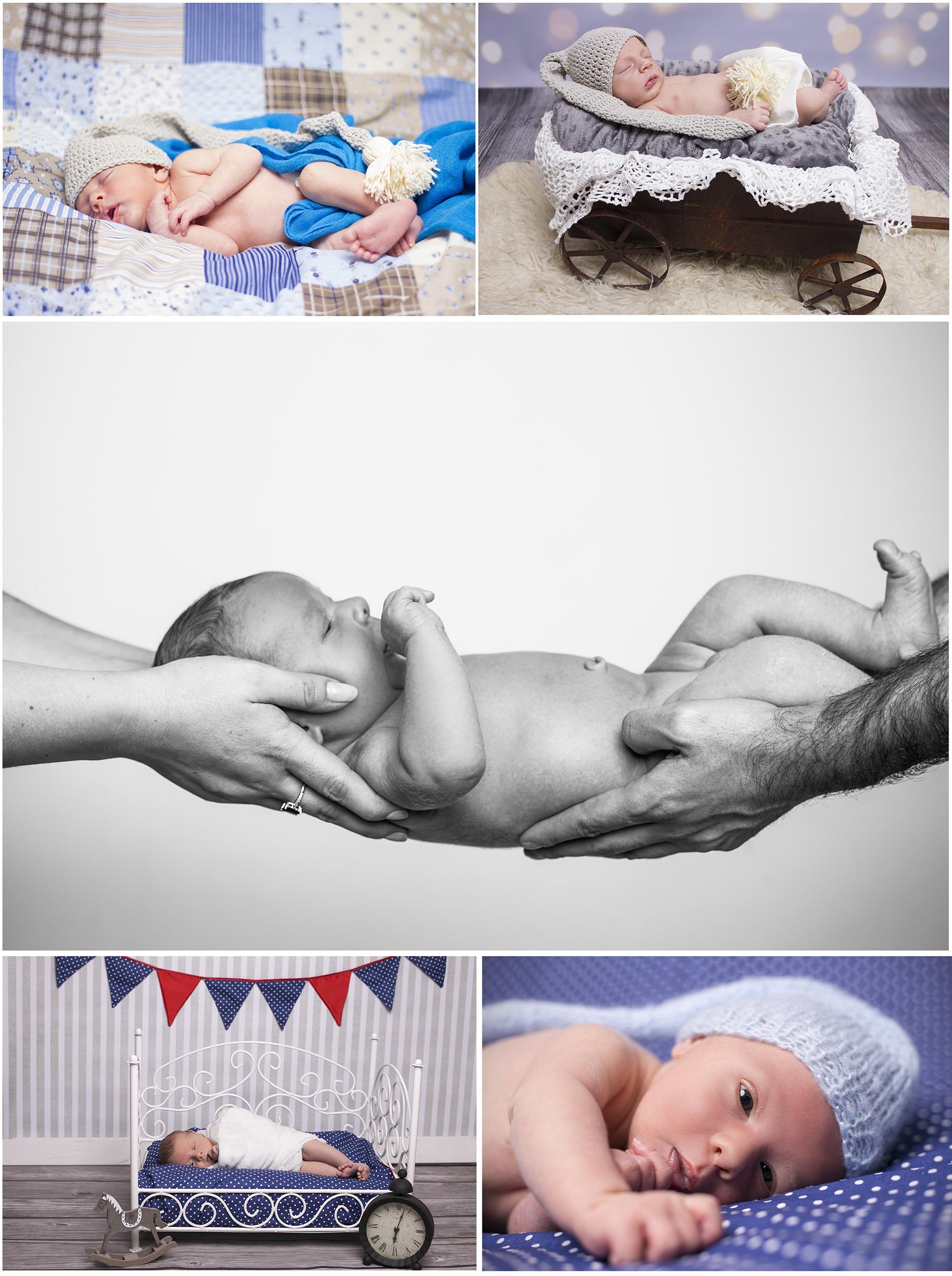 sesje noworodkowe, piękne i ulotne...